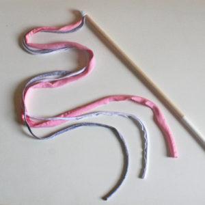 Vareta Cobrinhas Rosa
