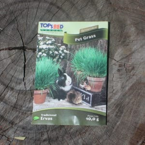 Sementes de Pet Grass