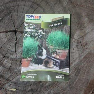 Sementes de Pet Grass