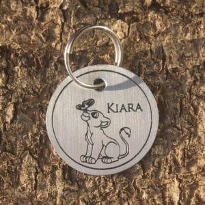 Rei Leão – Kiara