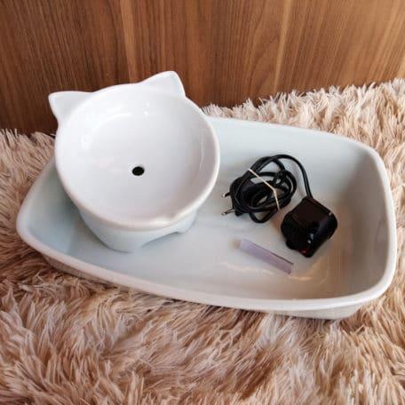componentes-avulsos-fonte-de-gato-de-porcelana-ceramica